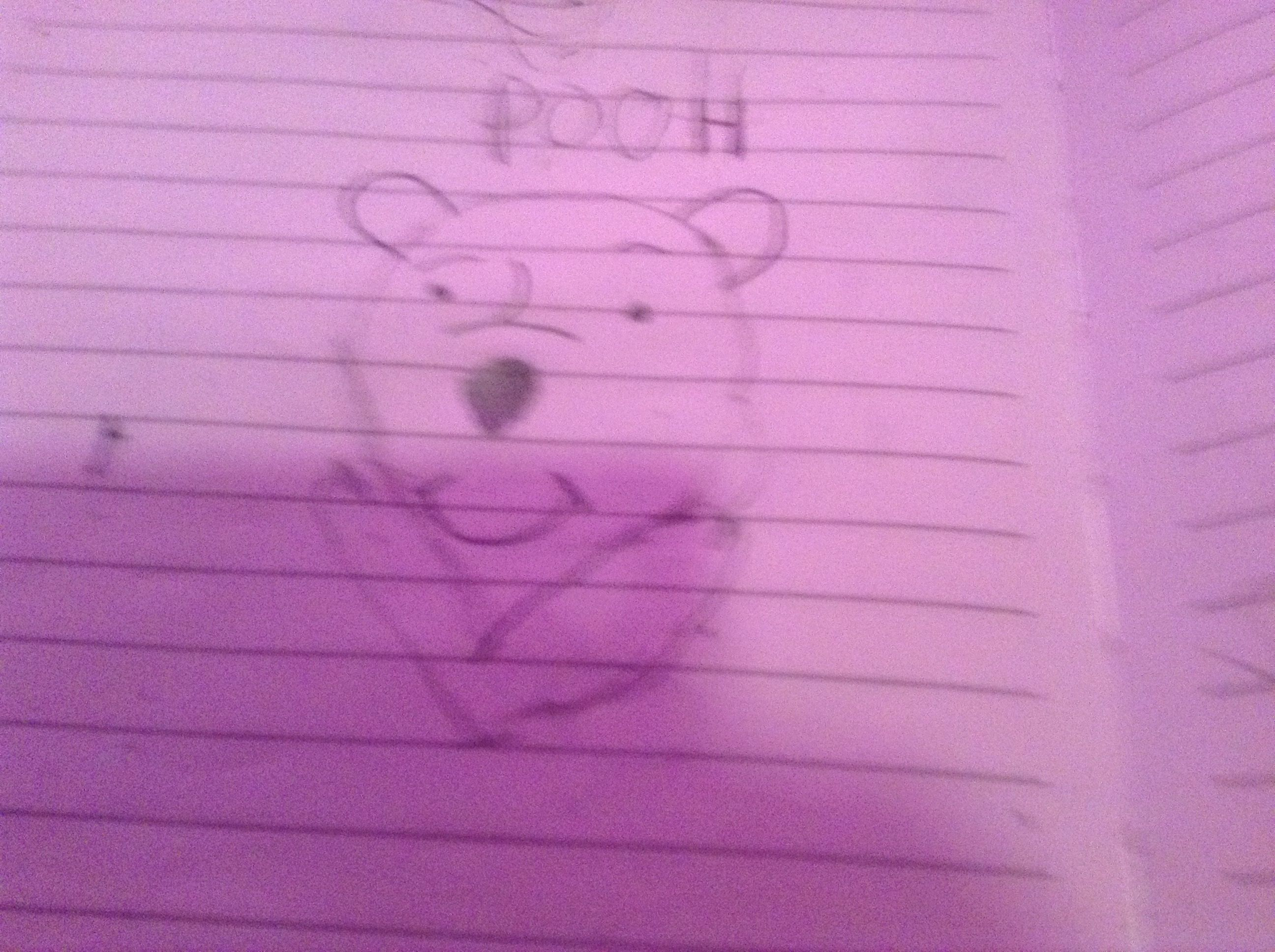 Pooh bear in 2020 Doodle for beginners, Neon signs, Pooh