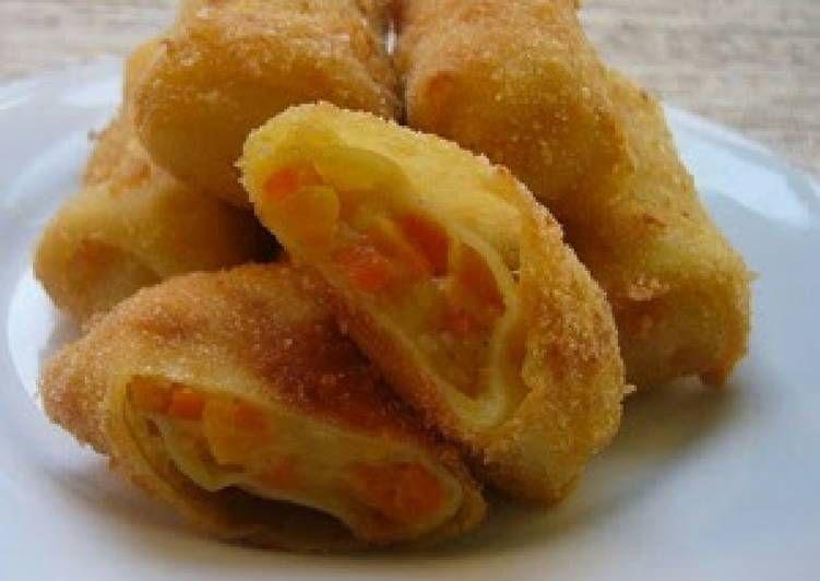 Resep Risoles Ragout Meat N Vege Creamy Oleh Momdavisha Resep Makanan Makanan Dan Minuman Oregano