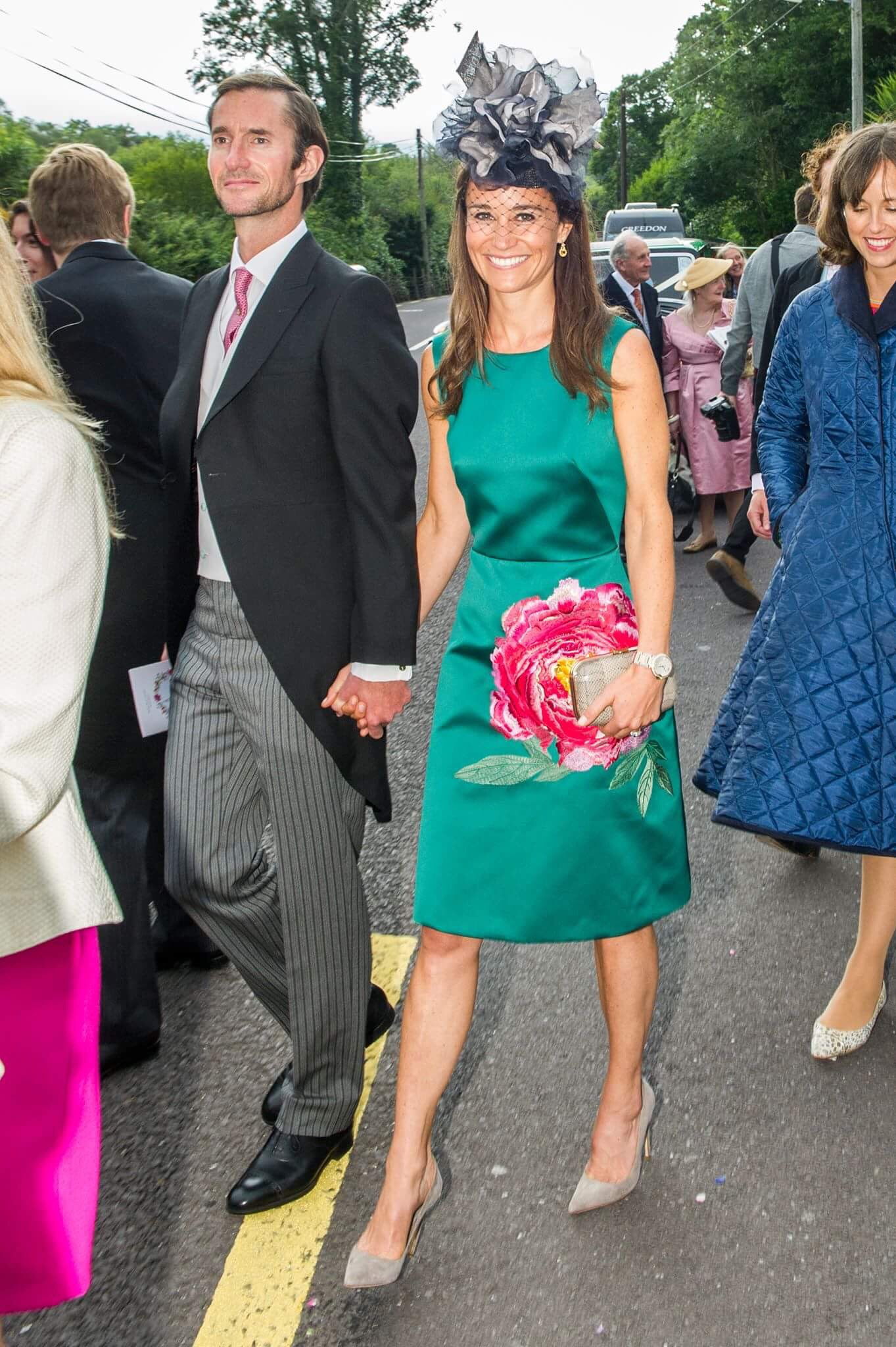 pippamiddleton & her new husband #jamesmatthews in #glengarriff for ...
