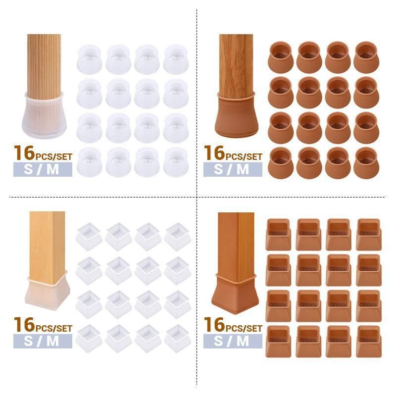 Furniture Silicon Protection Cover 16pcs/set In 2020