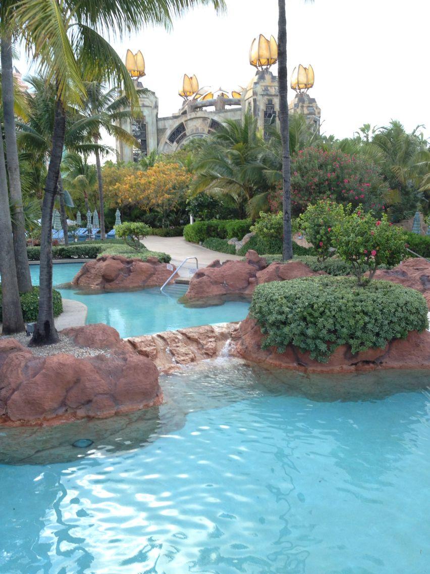 Power Tower Ahead Atlantis Pool Outdoor Outdoor Decor