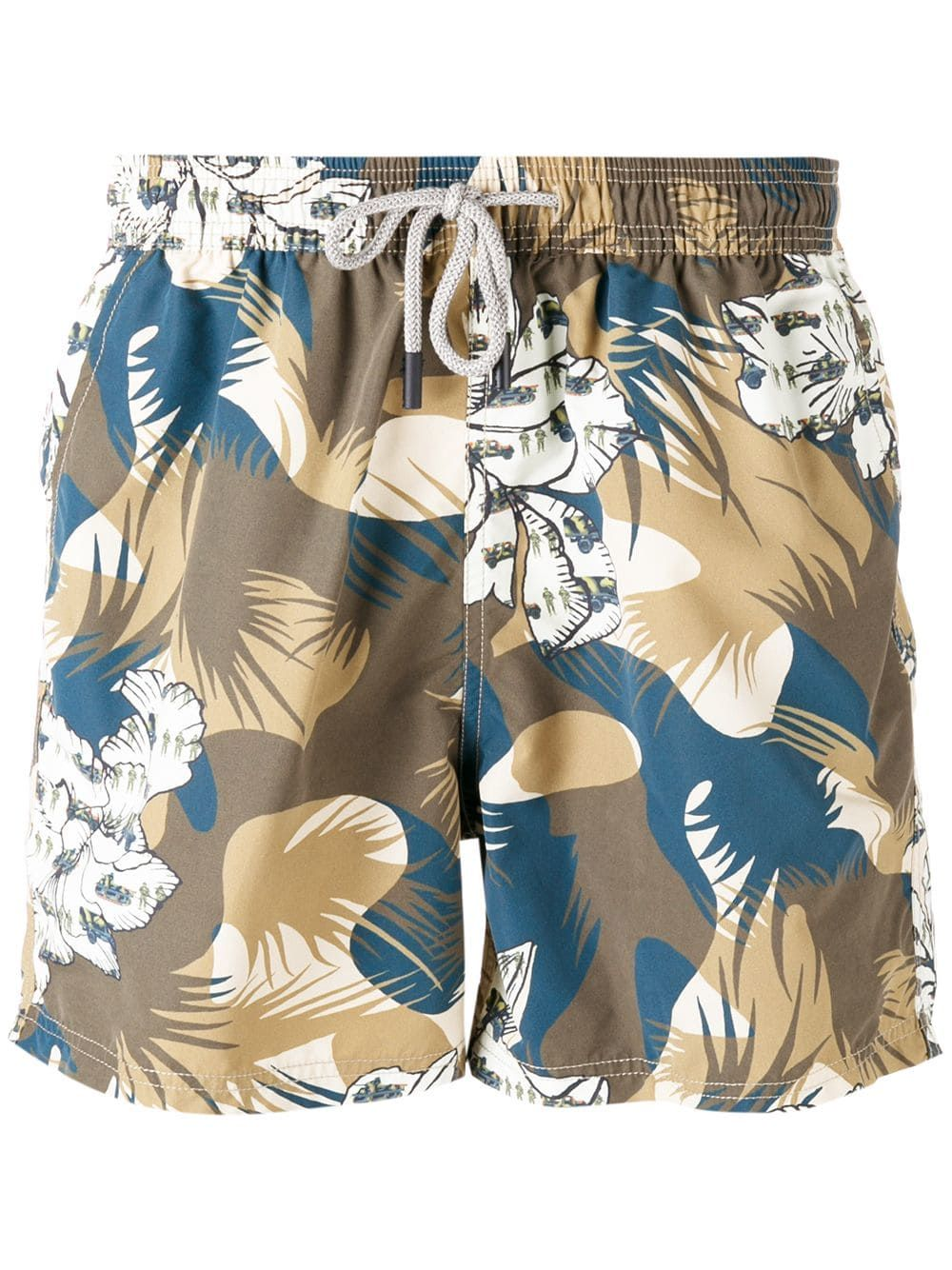 5e6aa18190 ETRO | Camouflage Drawstring Swim Shorts | Mens Swimwear | Pinterest