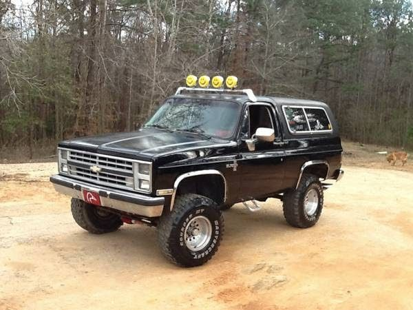 1985 Chevrolet K5 Blazer For Sale K5 Blazer For Sale Chevy