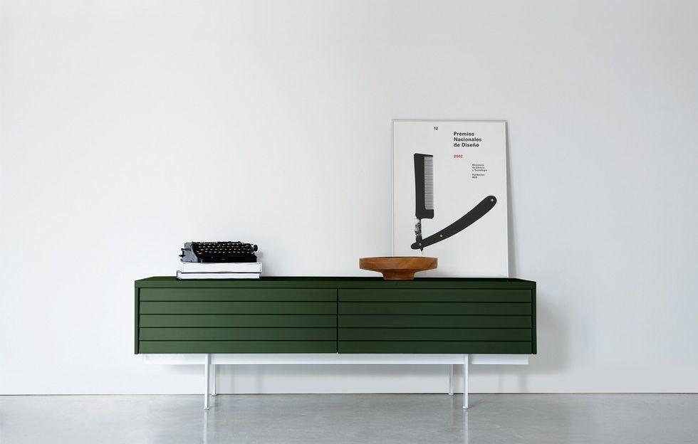 Serie Sussex de PUNT MOBLES | APARADORES | Pinterest | Consolas ...