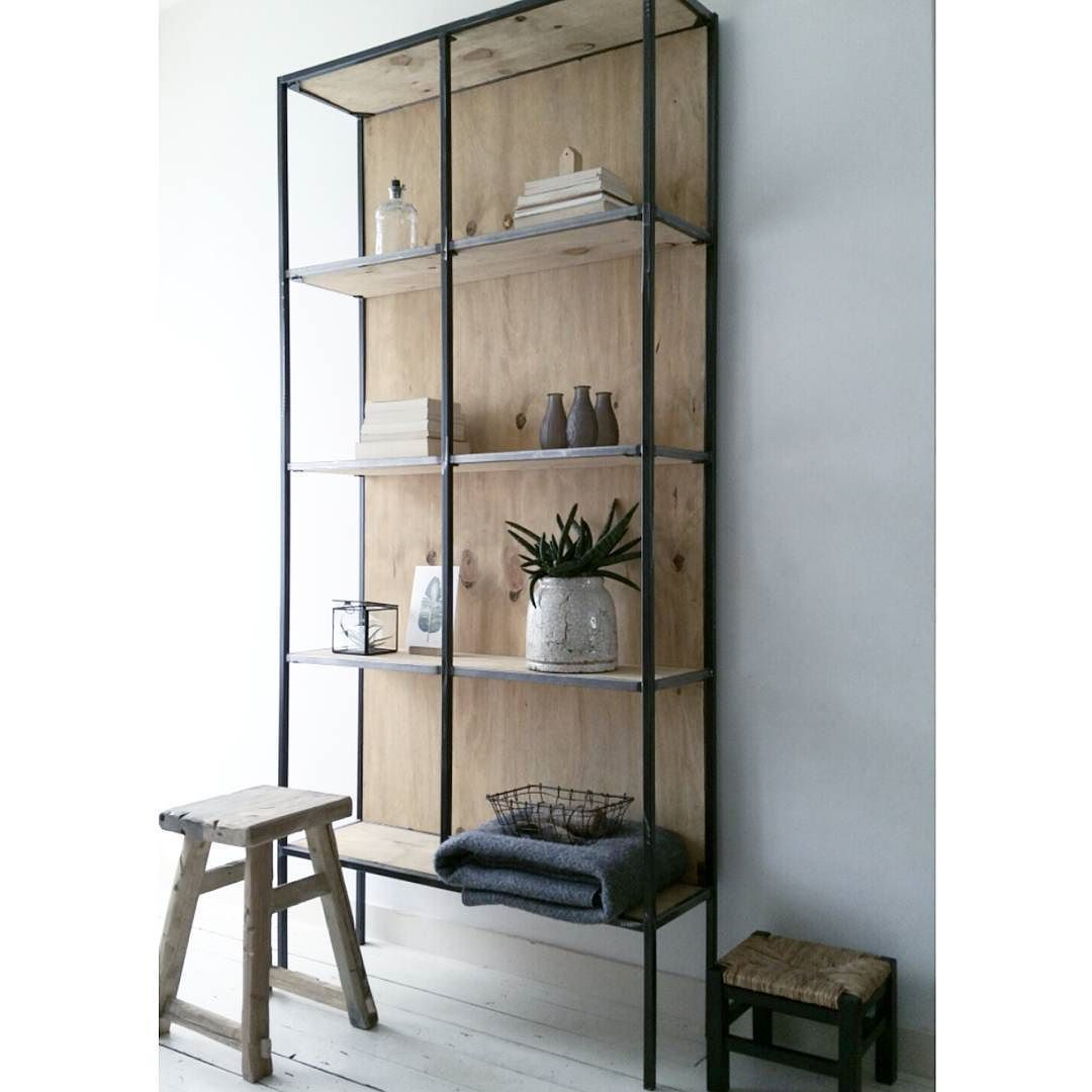 Furniture and other things that inspire me | estantes metalicos ...