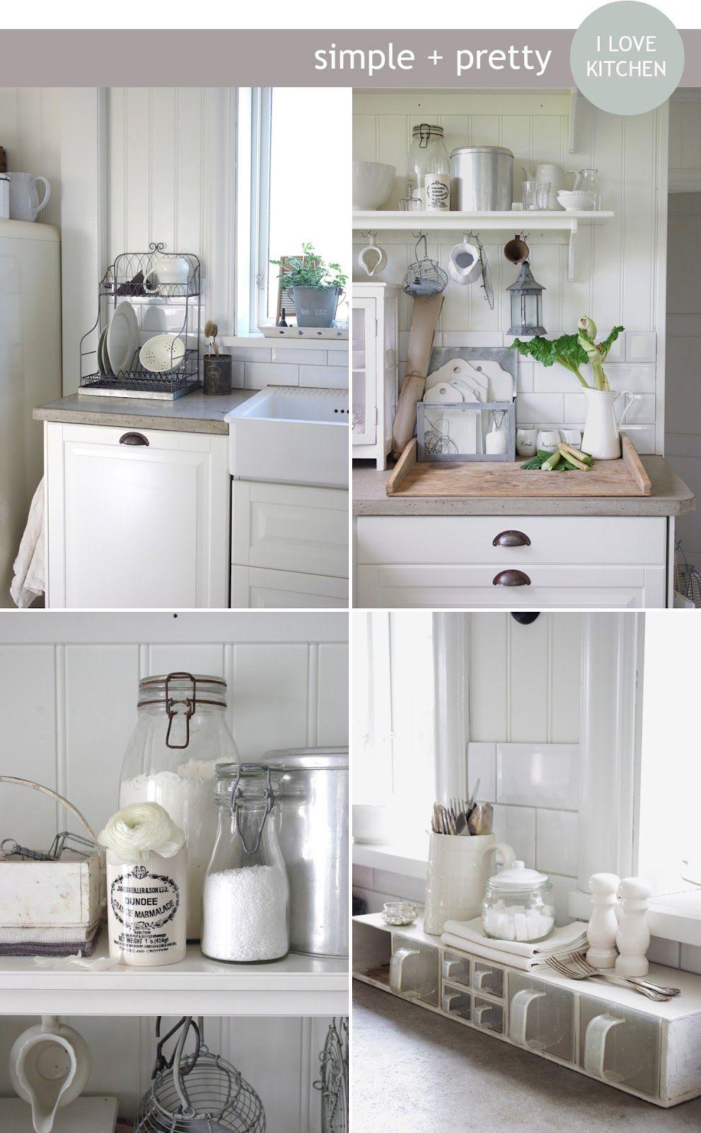 Arredamento Cucina Stile Nordico stile nordico: semplice e originale   interni shabby chic