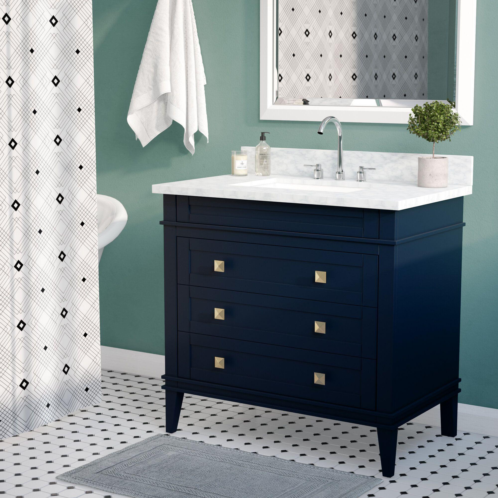 6+ Attractive Wayfair Bathroom Vanities - Ceplukan  Single