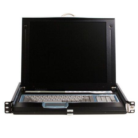 "<a href=http://startech.com/>http://startech.com/</a> Cabcons1716I 1U 17"" Rackmount Lcd Console With 16 Port Ip"