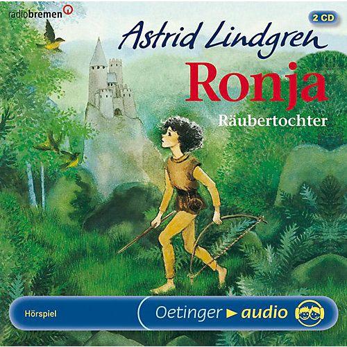 ronja räubertochter 2 audiocds universal  ronja
