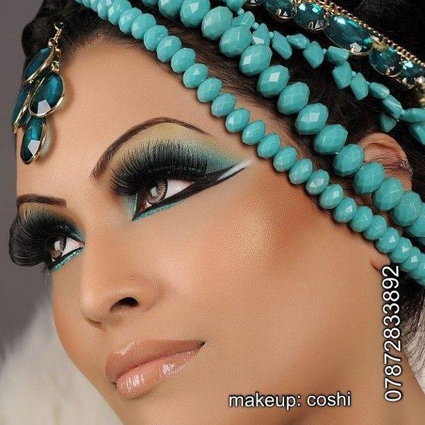 Arabic Makeup