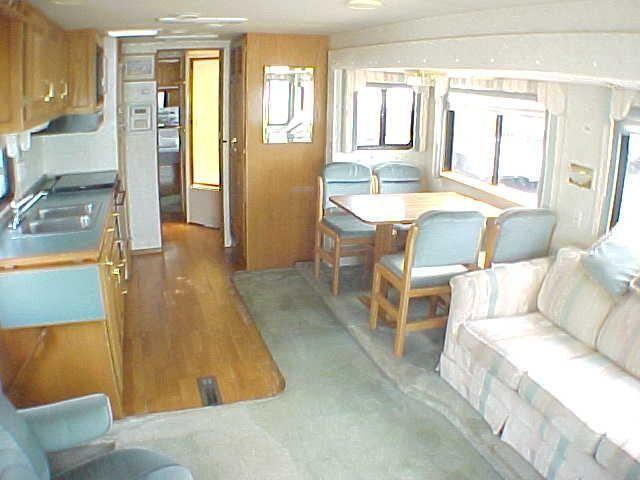 1995 Newmar Kountry Star 3756 Class A Motor Home East Greenwich Ri Arlington Rv East Greenwich Rv Interior Motorhome