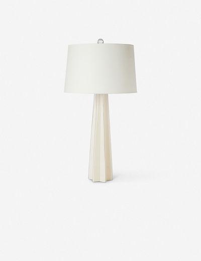Klara Table Lamp In 2020 Table Lamp Lamp White Table Lamp