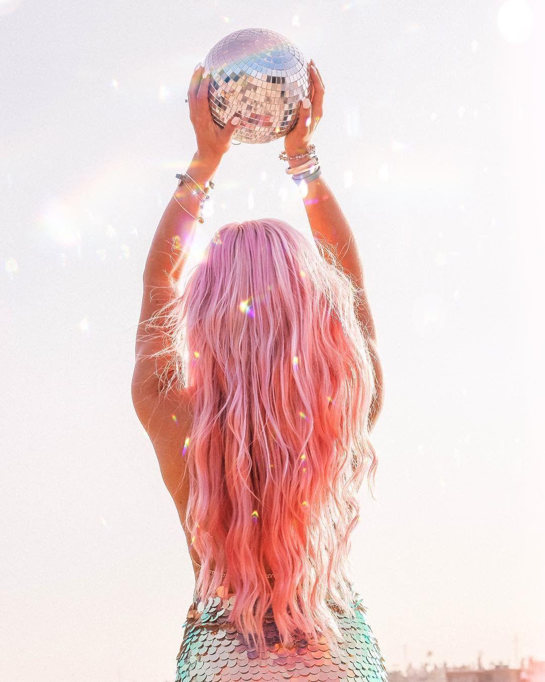 Shine bright like a…disco ball? ✨ Lady Scorpio ✩☽ is sparkling perfectio…