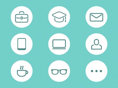 Resume Icon Resume Icons Infographic Resume Resume