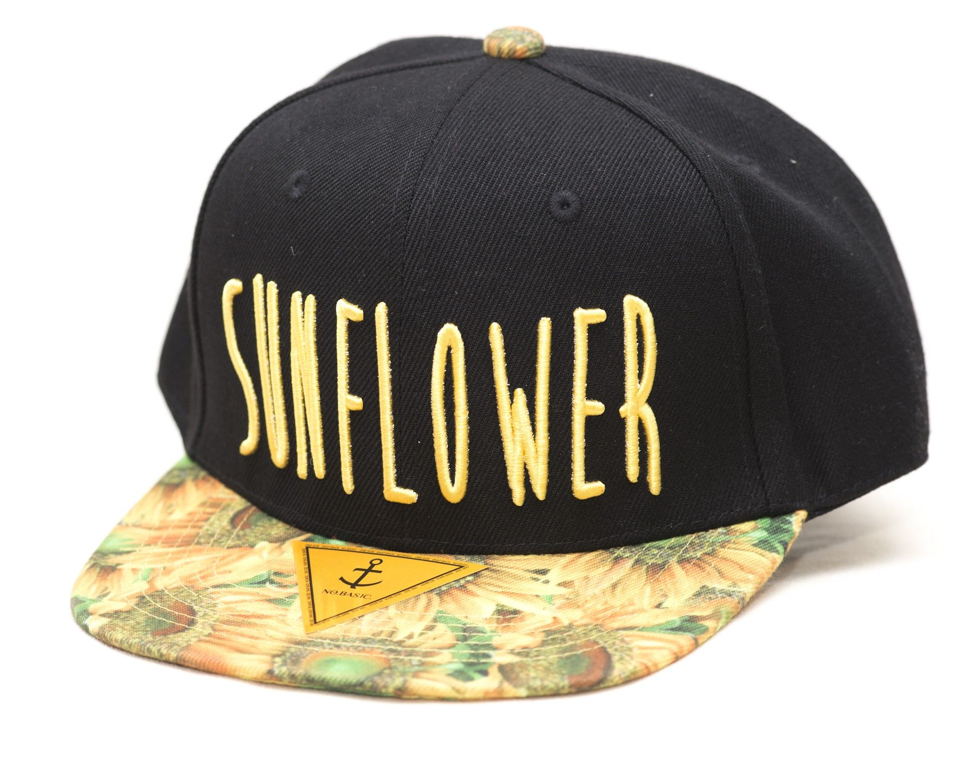 059d1a2c Sunflower Snapback Wishlist Pinterest Sunflower Clothing