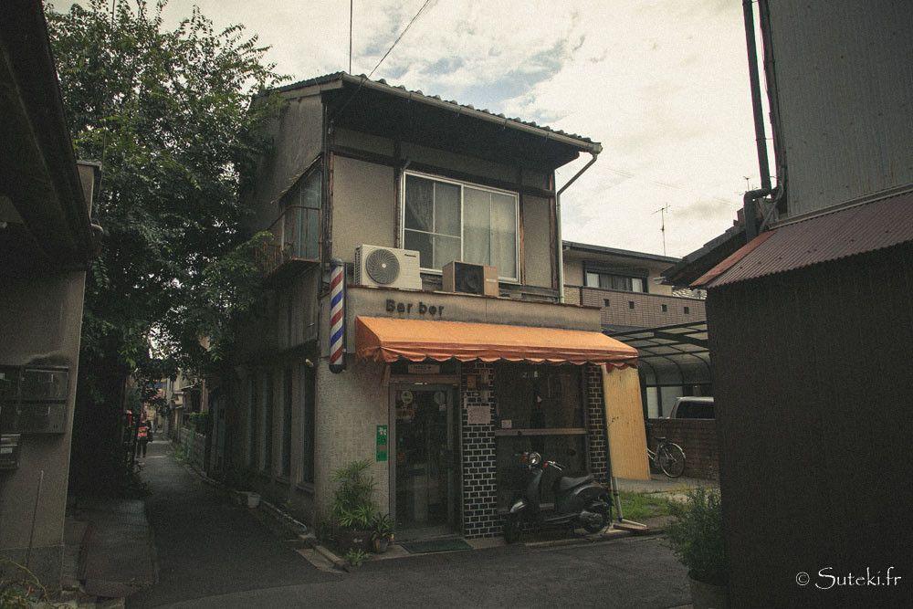 #109 Un coiffeur de quartier d'un autre temps à Kyoto