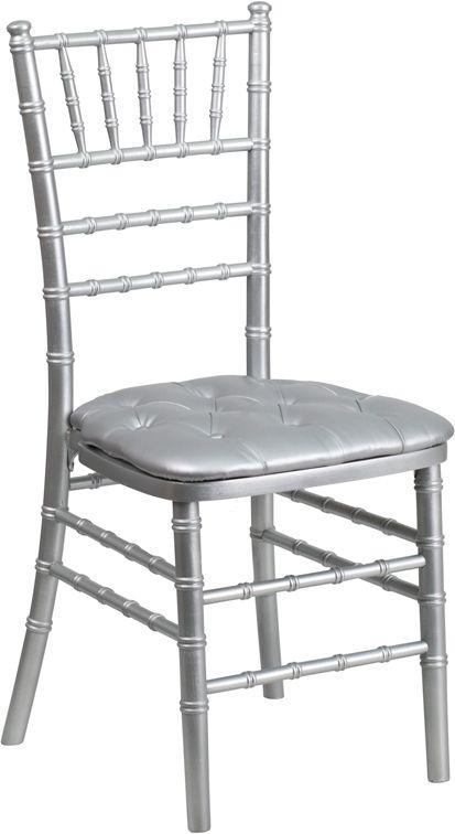 Flash Elegance Silver Wooden Chiavari Chair Ships In 1 2 Days Bar Restaurant Furniture Tables Ch Restaurant Furniture Indoor Furniture Dining Chairs