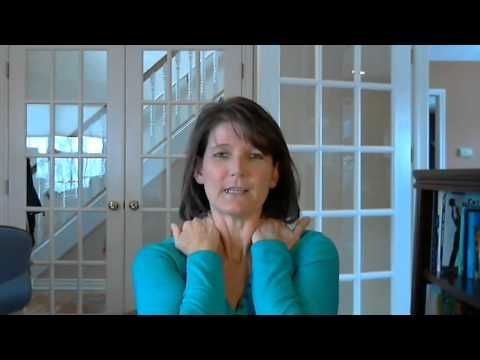 How to Calm Your Triple Warmer Meridian (fight or flight response) - YouTube