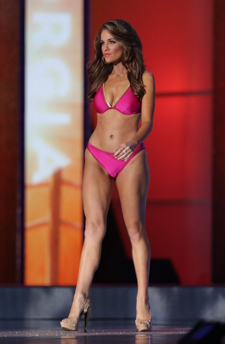 Top 6 Swimsuit Bodies Of Miss America 2016 Swimsuits