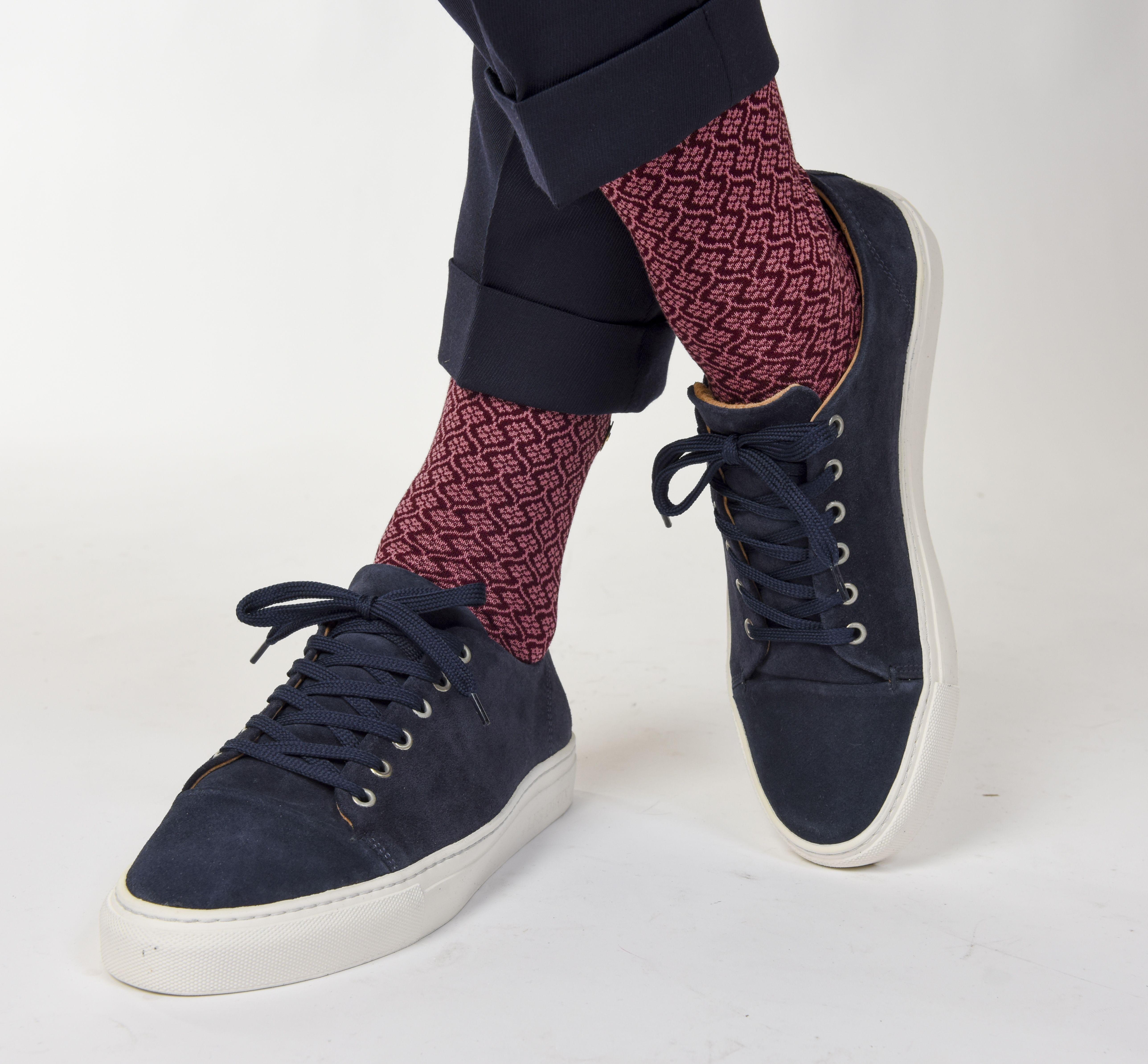 pretty nice ce8a3 3eaeb Designed socks for the stylish gentleman!