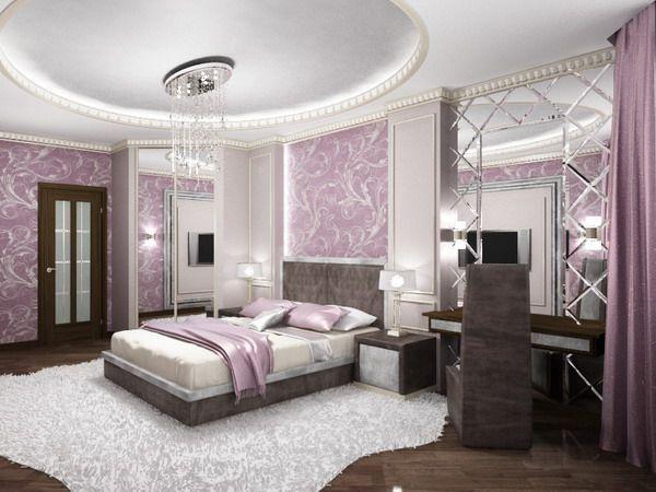astounding luxury purple bedroom idea | luxury bedroom - Buscar con Google | Bedroom | Luxurious ...