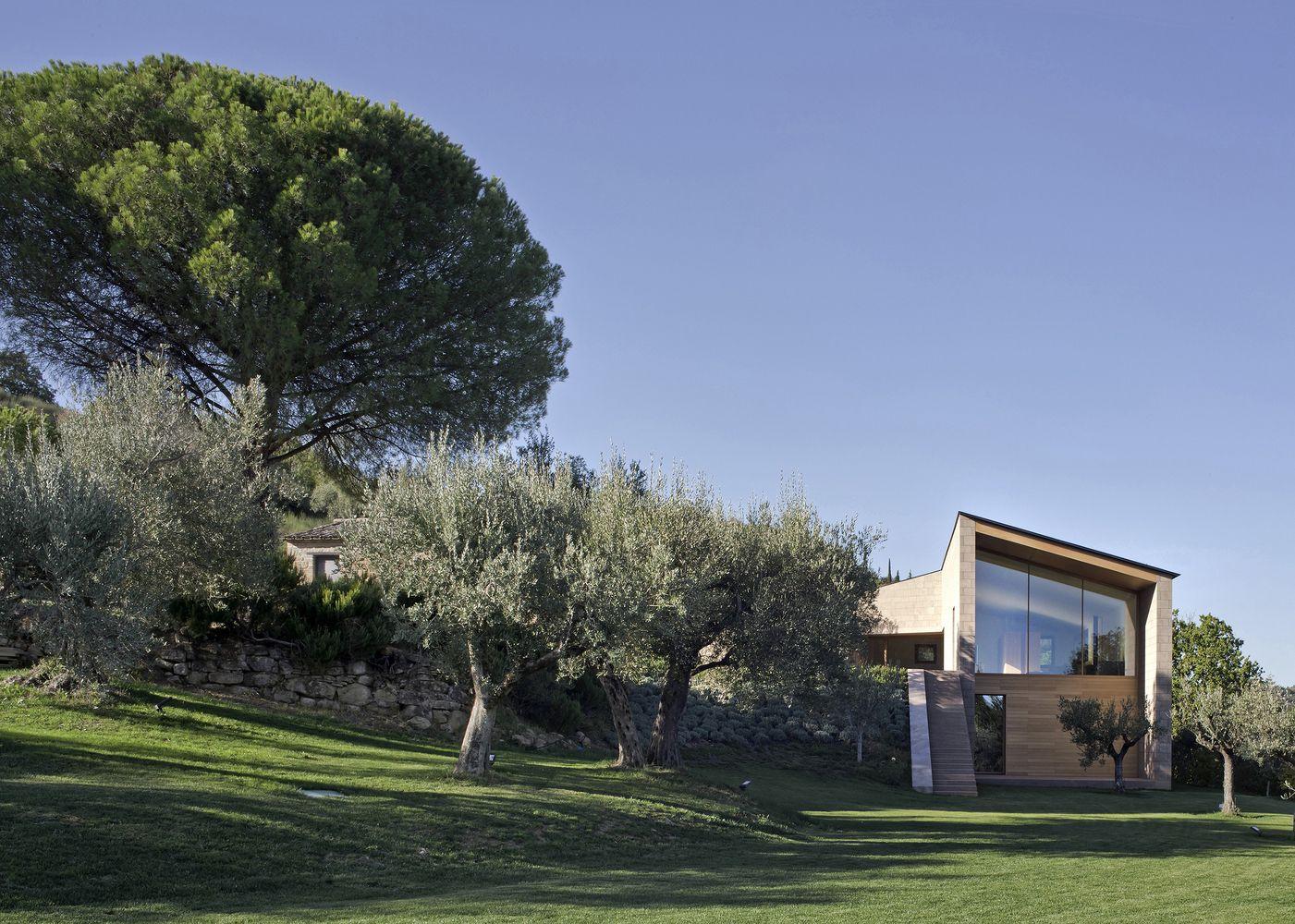 Gallery of casa k alessandro bulletti architetti 7 for Case realizzate da architetti