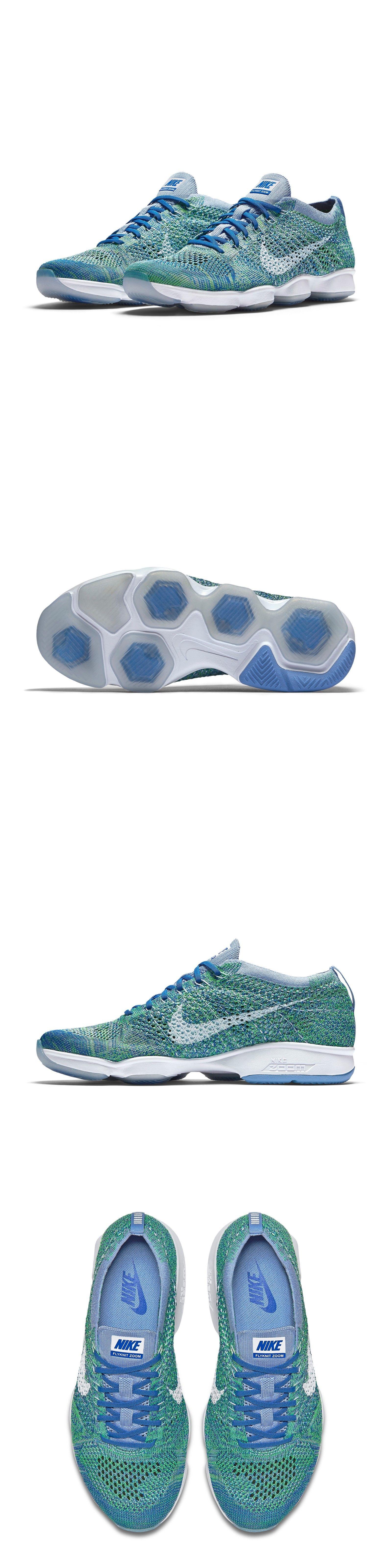 El Athletic 95672 95672 Athletic Mujer S Nike Zoom Zapatos Nuevos Flyknit Entrenamiento De La Agilidad 32f3a3