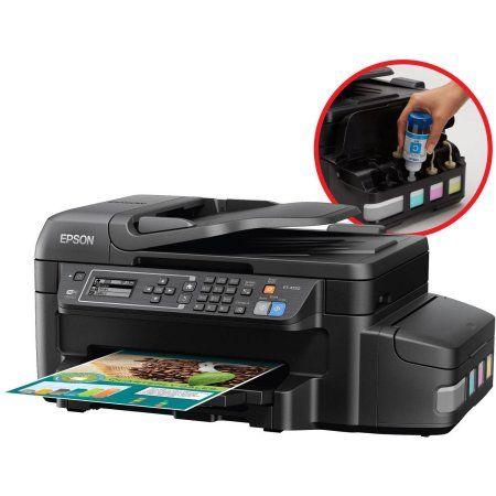 Epson WorkForce ET-4550 EcoTank All-in-One Printer/Copier/Scanner