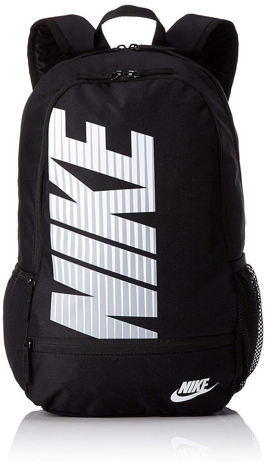 3a727ae5555 Nike Classic North Backpack - Black White. Dimentions - 50 x 25 x 5 cm.  Capacity - 22 Litre. Amazon.co.uk