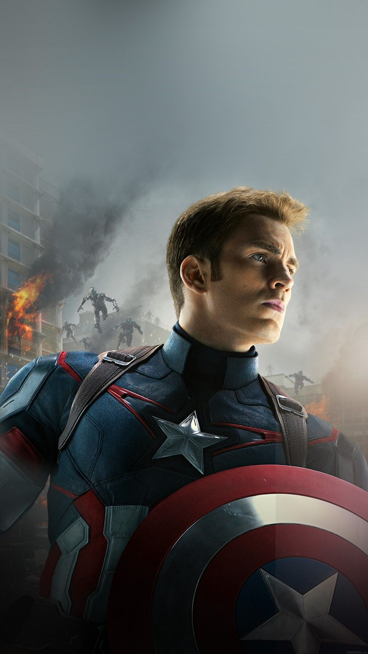 Marvel Wallpaper for iPhone from