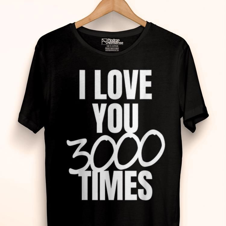 T-Shirt Love and nonsense
