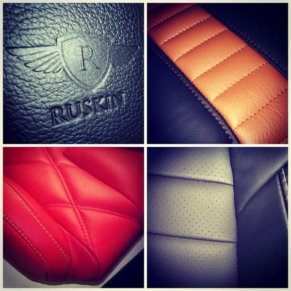 At Ruskin Design, Detail Matters.. http://ruskindesign.co.uk/