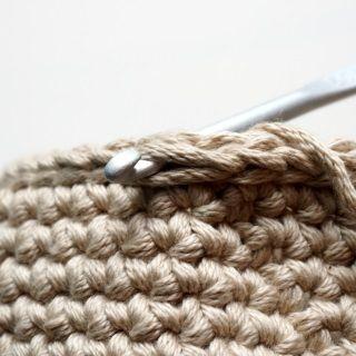 Finitions au crochet : bordure en mailles coulées (avec images) | Crochet, Tricot et crochet ...