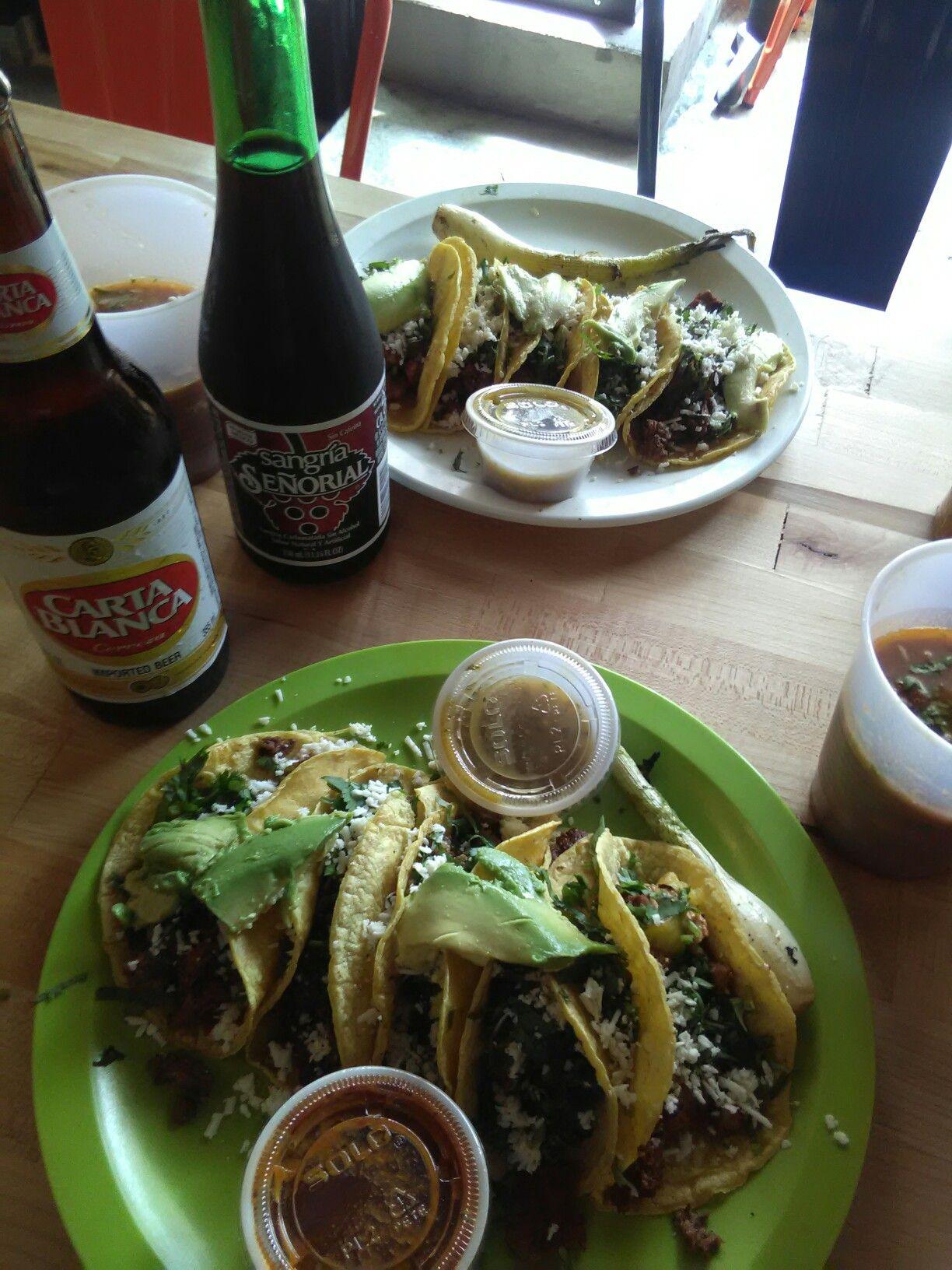 la calle tacos houston