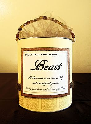 Party Favor For Beauty And The Beast Themed Partynot Really For