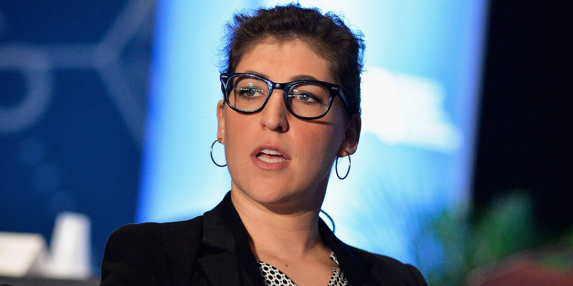 Image result for mayim bialik father