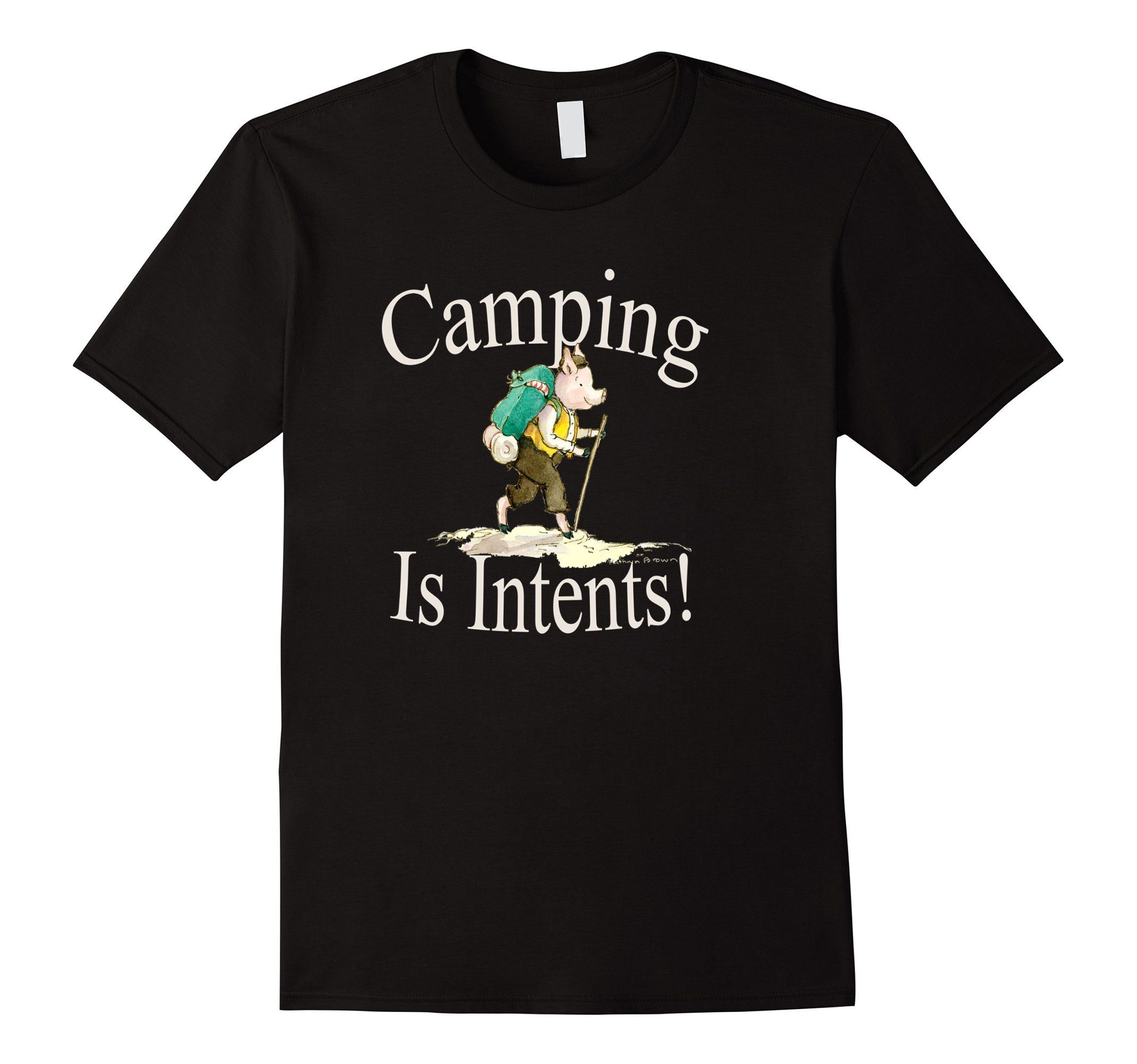 Camping is Intents! -