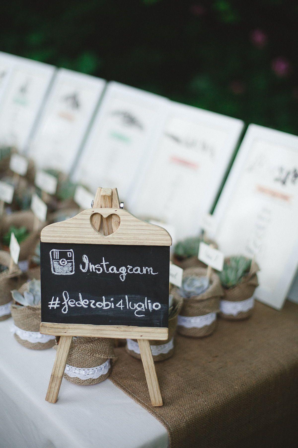 Un matrimonio romantico ispirato alle Dolomiti | Chalkboards ...