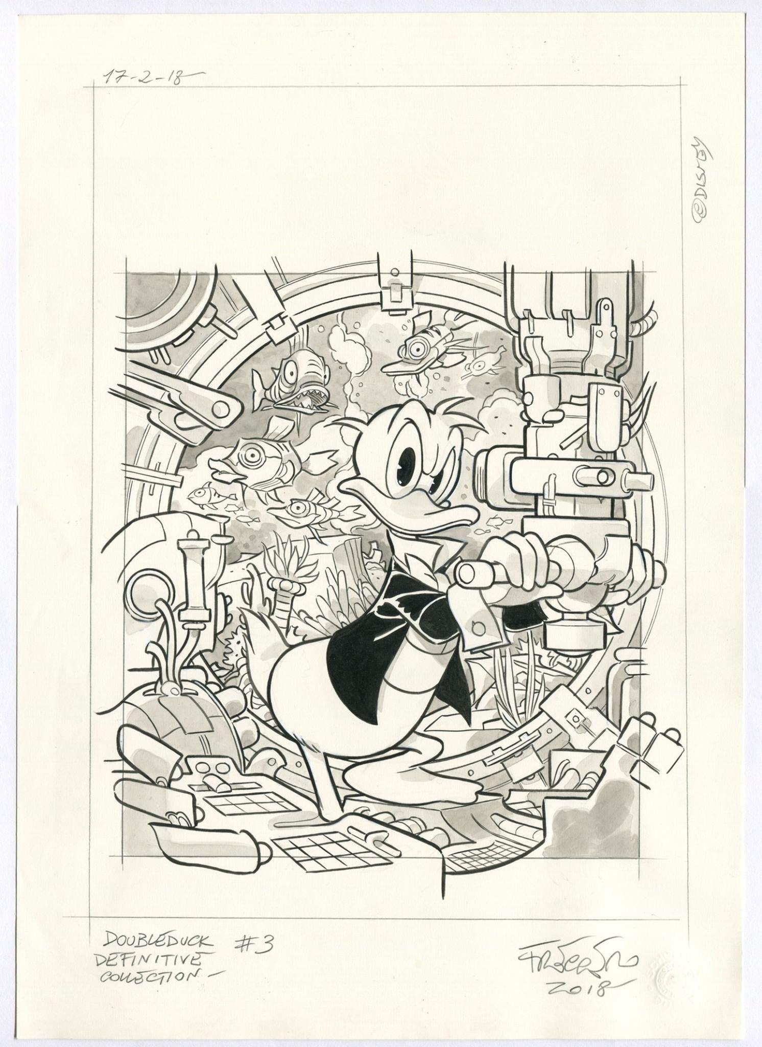Pin Di Aredhei Adi Su Donald Duck