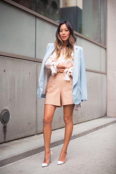Spring Pastel Street Style Trend | StyleCaster