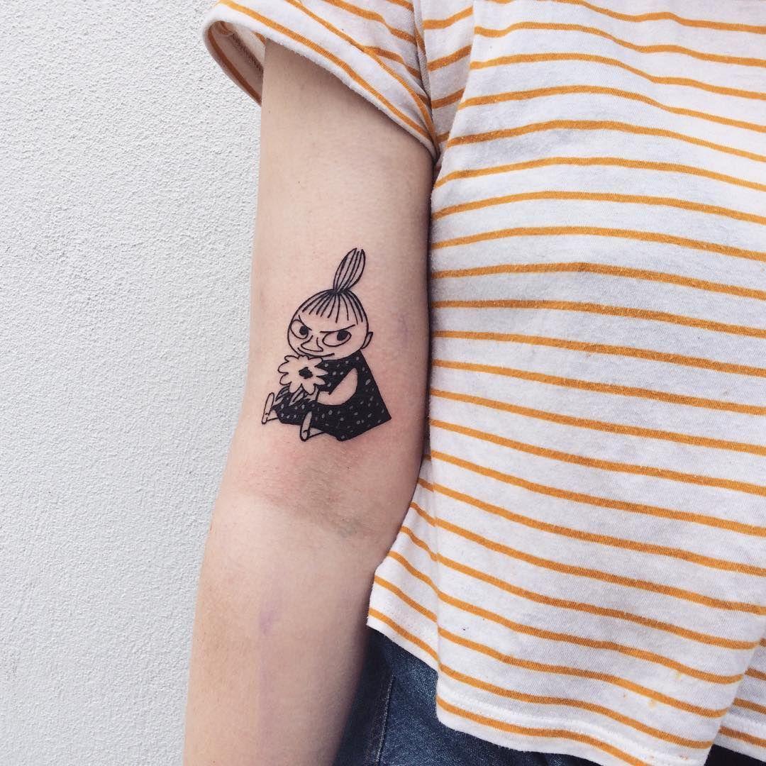 Auður Ýr: Such a lovely little assignment today #tattoo #icelandtattoo #ink…