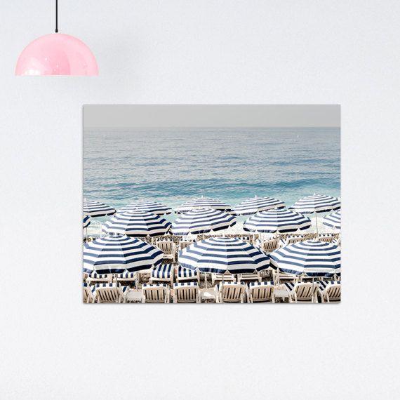 Beach photography print Aerial Beach Print Beach by RubyandB