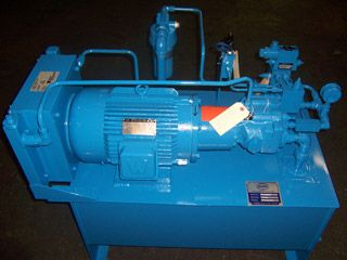 Custom Hydraulic Power Units Florida Power Unit Control Valves The Unit