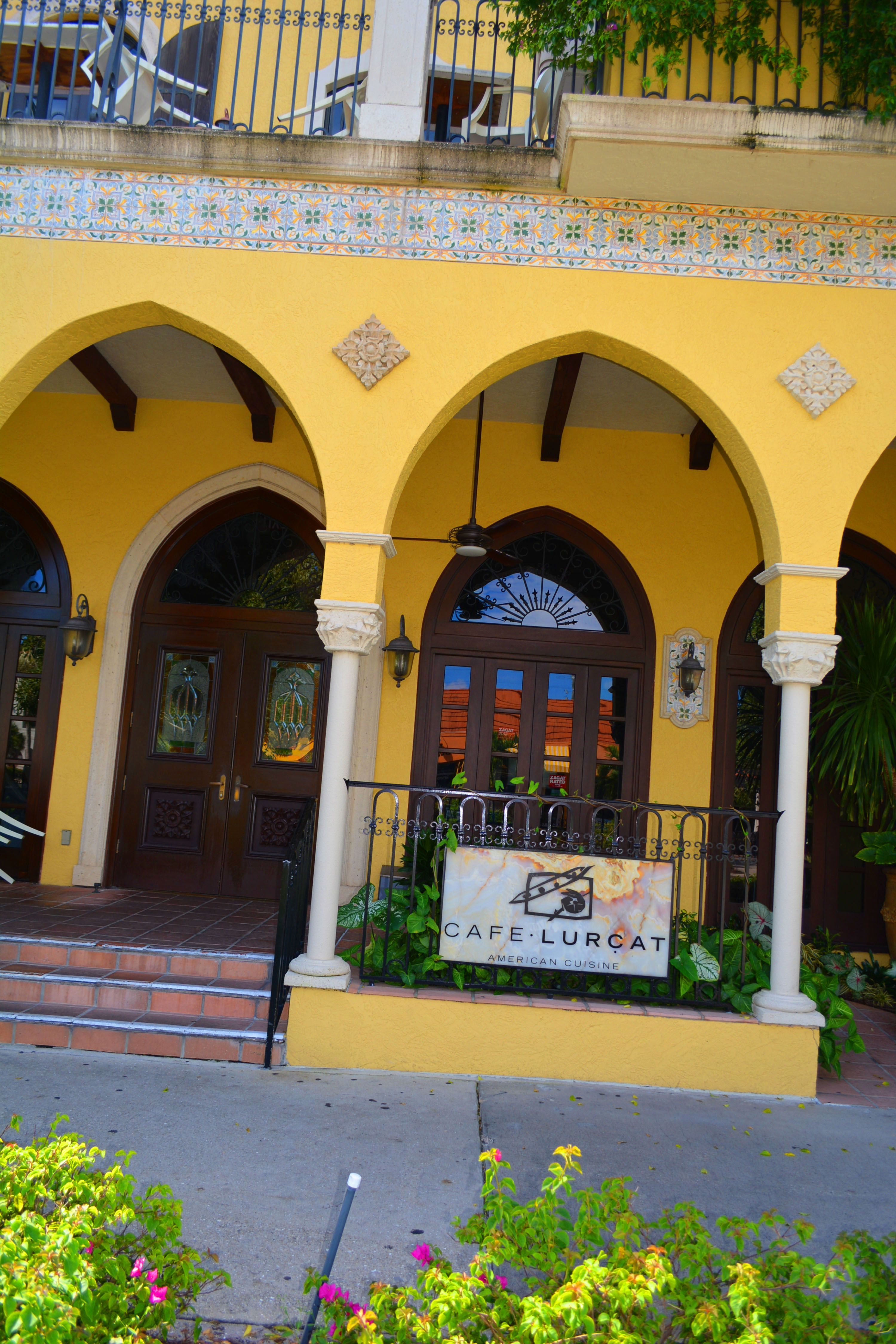 Cafe Lurcat On Fifth Avenue South Naplesrealestate Napleslifestyle
