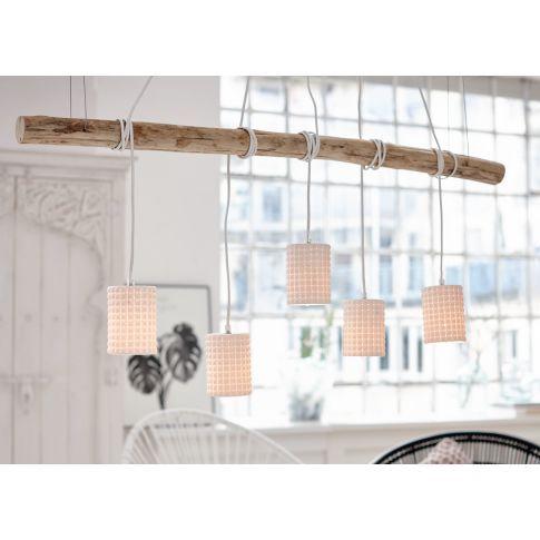 deckenleuchte ast natur look keramik holz katalogbild. Black Bedroom Furniture Sets. Home Design Ideas