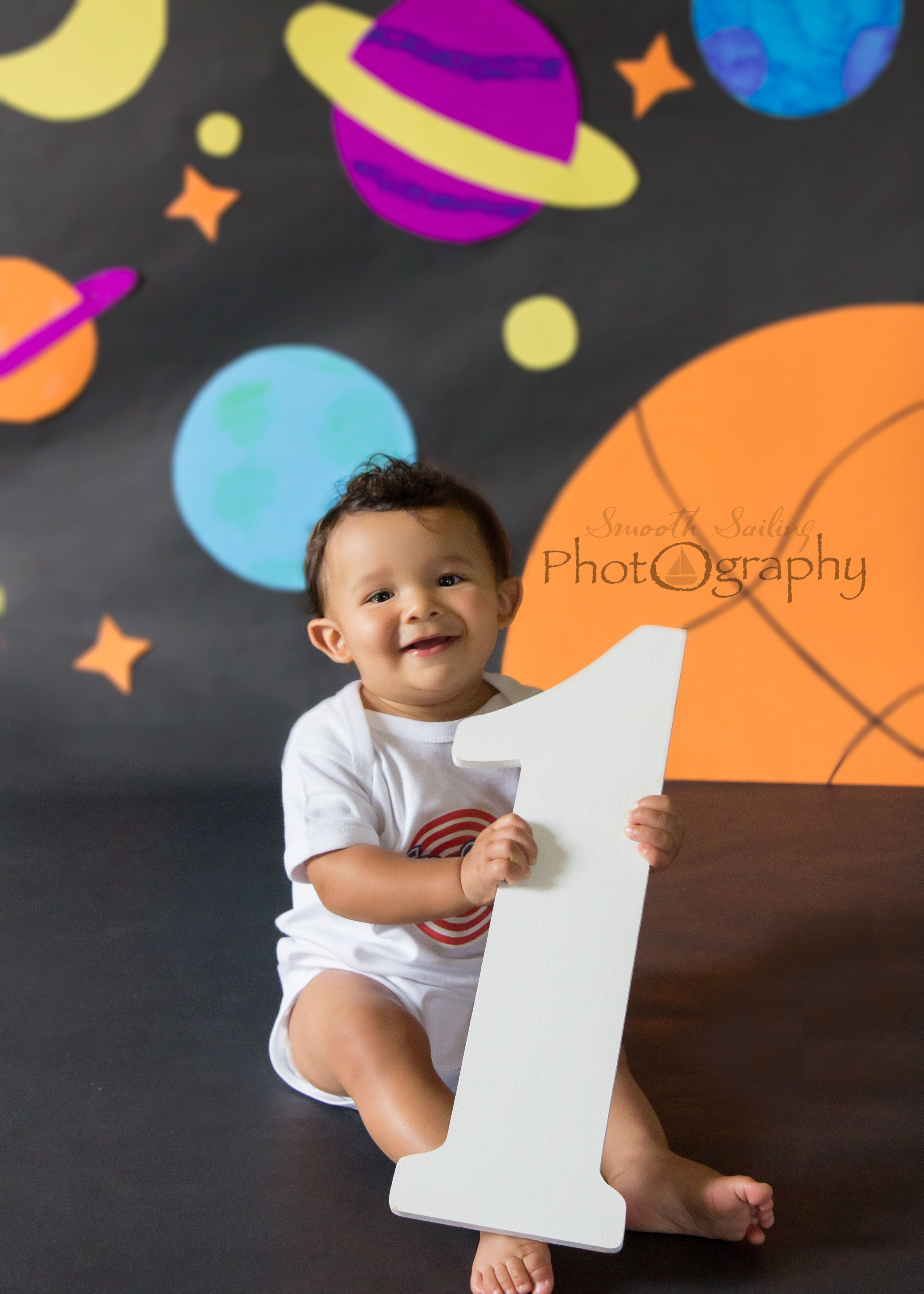 Space Jam Photo Shoot One Year Old Photo Shoot Cake Smash Boy Cake Smash Smooth Sailing Ph Twins 1st Birthdays First Birthday Pictures Space Birthday Party
