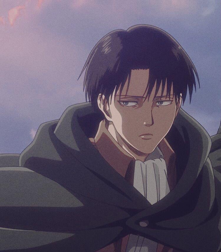 Levi Icon F4iryiu Levi Ackerman Anime Attack On Titan Levi