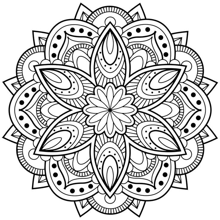 1000 Ideas About Ausmalen On Pinterest Mandalas Zum Ausdrucken Holi