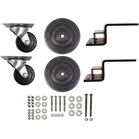 Extreme Max Wheel Kit for PRO Snowmobile Lift - Walmart.com