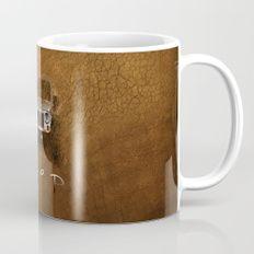 Jeep Abstract Mug